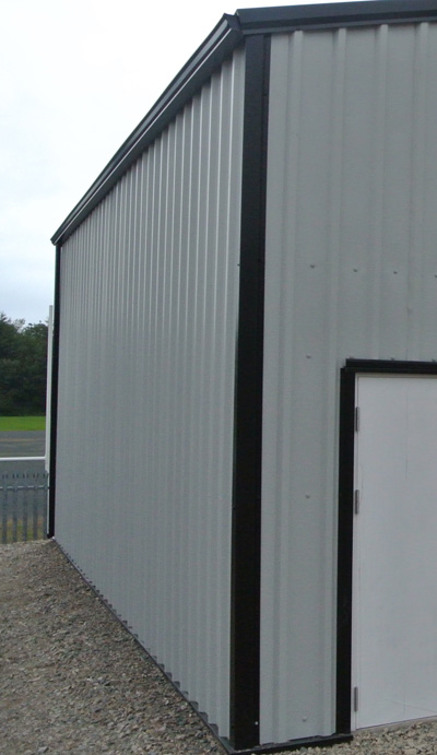 Profiled Cladding Abtech Steel Buildings